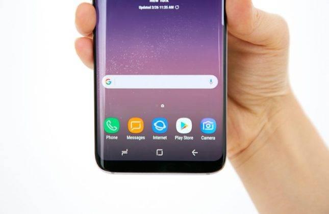 सैमसंग का नया Galaxy S8 मोबाइल जो  कर सकता है जो iPhone मोबाइल भी नहीं कर सकता