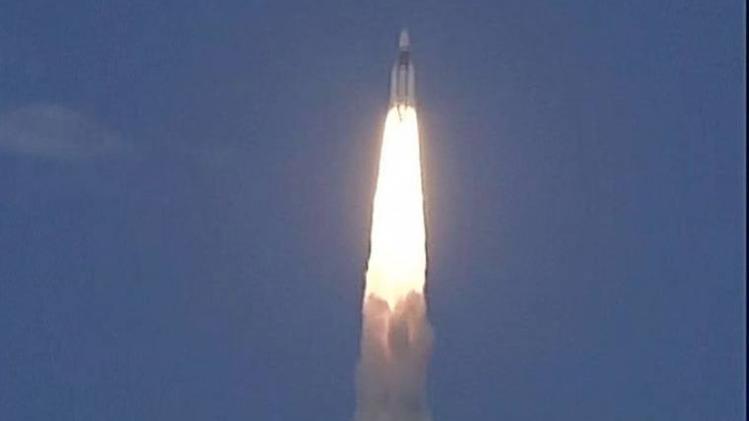 GSLV मार्क-3 का सफल प्रक्षेपण, PM मोदी ने इसरो को दी बधाई