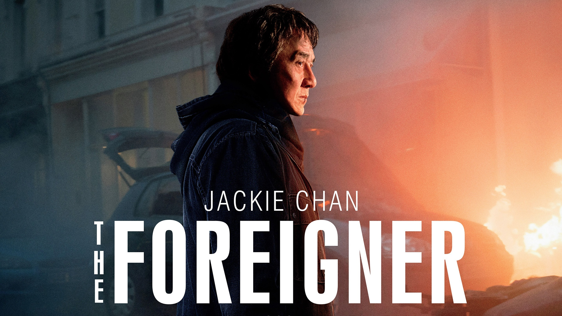 Official Trailer : The Foreigner |  Katie Leung | Jackie Chan | Rufus Jones | Movie