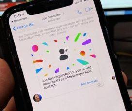 बच्चों को ऑनलाइन सेफ रखने के लिए फेसबुक ने  लॉन्च  किया Messenger Kids