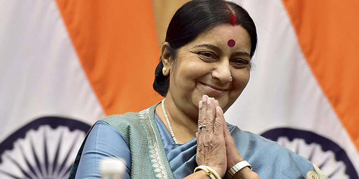 सुषमा स्वराज जीवनी – Biography of Sushma Swaraj