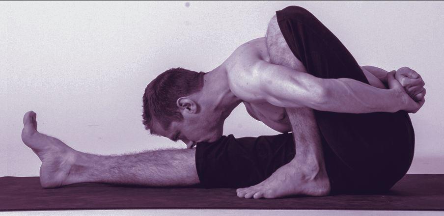 कमर और पीठ दर्द को दूर भगाये – योग अपनाये – मरिचियासन